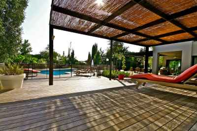 Splendid 4 bedroom villa with pool and plot of land in a beautiful area of Costa Brava